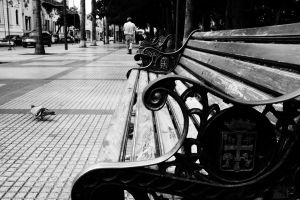 Square Bench by pedrokrum