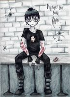 Goth Stanny is Emo by Zombie-Pip