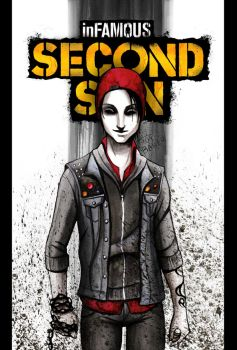 SECOND SON by TheFatalImpact