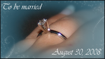 new engagement ring by Rebecca329