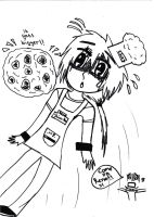 Reno .VS. Cookie by Vocaloidstars