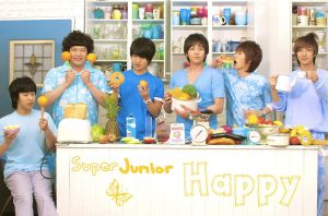 Super Junior Happy by kittyloveskpop