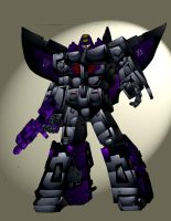 ASTROTRAIN COLOR by Mjones456