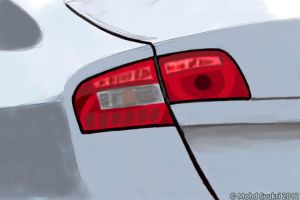 Proton Preve Rear Lamp by mohdsyukri83