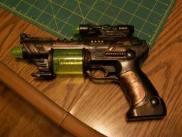 Steam Punk Blaster by Frost-Claw-Studios
