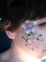 Face Paint by Nautylilgoth21