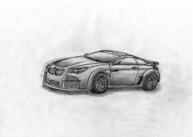 BMW M6 Concept by Apocalypse23