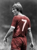 Kenny Dalglish by HostileLFC