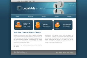 Localadsbydesign site by evilself