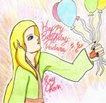 Happy B-Day Deidara!!!!!! by RaydaraArtIsABang