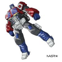 Energon Optimus Prime 2 by rattrap587