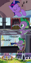 Princess Spike - Alternate Ending by Beavernator