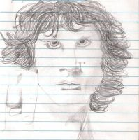 Jim Morrison by AlwaysJacop