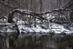 The_Snowy_Edges_of_the_River by hyneige
