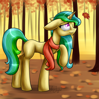 Autumn by ArtyJoyful
