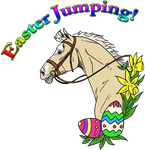 Easter Jumping - mini event by Mendokusee