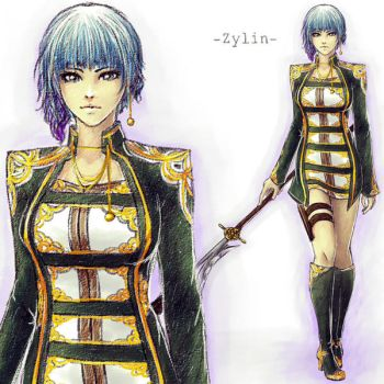 OC: Zylin by Speckled-Egg