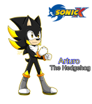 Comision .::Arturo The Hedgehog::. by Chatonblue24