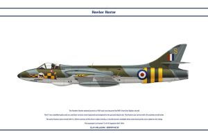 Hunter GB 34 Sqn by WS-Clave