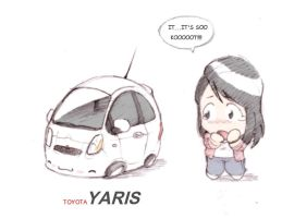 YARIS by Pakeet