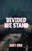 Book cover design for Divided We Stand by gaborcsigas