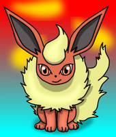 Flareon by SirNorm