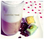 coffee time by pellegrina