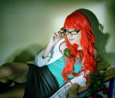 Pamela Lillian Isley - Poison Ivy by AlessiaAzalina