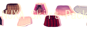 NJXA Skirt Pack DOWNLOAD by kreifish