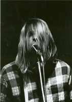 KURT DONALD COBAIN. by n0morewordS
