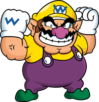 I'm-a Wario! I'm-a gonna win! by Blistinaorgin