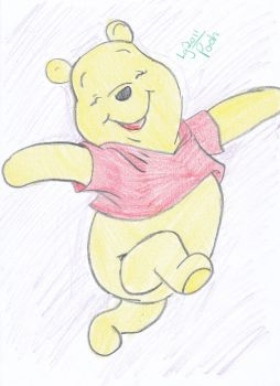 Winnie The Pooh by DustedEvening