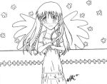 Tohru LineArt by xHaimarux