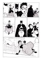 Edwardian Batman Chase Me page 2 by BevisMusson