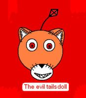 My first ever tails doll by Amberstar911