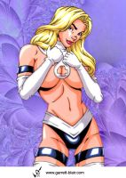 Invisible Woman 8 by G. Blair by Mythical-Mommy