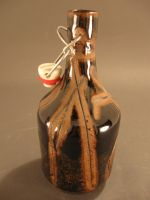 bottle with gashes by JayRoth