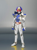 What-If - SHF Kamen Rider Kivara by Zeltrax987