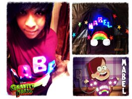 Mabel Light Up Sweater by vaness96