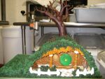 Gingerbread Hobbit Hole- front by Sumrlove
