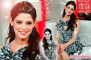 Ashley Greene Blend 12 by GreenSlOw