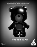 Rubber Bear by Desire Doll by DesireDoll