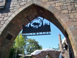 Welcome to Hogsmeade by Dream-finder