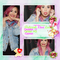 +Photopack Demi Lovato L P by SwagSwagony