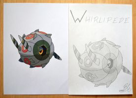 Whirlipede