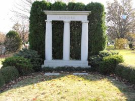 Cave Hill Cemetery Stock 27 by ShinimegamiStock