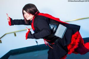 Anime Boston 2015 - Ruby Rose(PS) 01 by VideoGameStupid