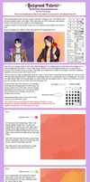 Soft-Coloring BG Tutorial (read artist's comments) by ChaosSoda