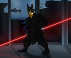 Duel Of The Fates by TateShaw
