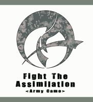 FTA Army Camo by FightTheAssimilation